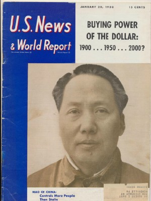 January 20 1950 US News & World Report - China's Mao