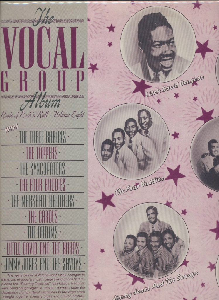 The Vocal Group Album - Roots Of Rock 'N' Roll - Volume 8