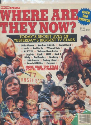 1993 Where Are They Now - What Happened To TV Stars